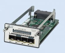 CISCO C3KX-NM-10G万兆模块