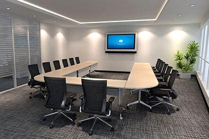 合理布置电视会议室,有效提高会议效果?图片